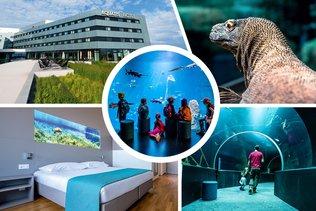 Gagnez un séjour à Aquatis à Lausanne !