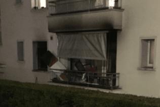 Treize personnes évacuées après un incendie à Fribourg