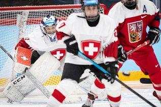 Margaux Favre et la Suisse affronteront la Suède en demi-finale