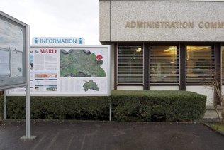 L'administration de Marly doit se réorganiser