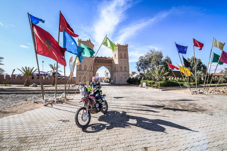 Le rallye Merzouga, une bonne préparation au Dakar