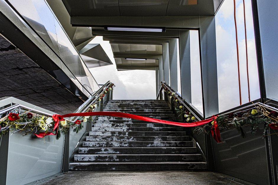 Châtel-Saint-Denis inaugure sa gare