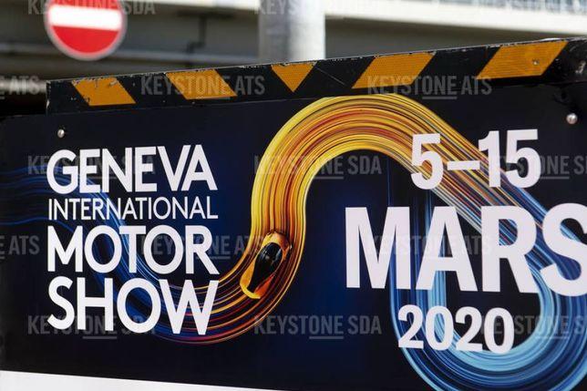 Un constructeur auto chinois annule sa présence au salon de Genève