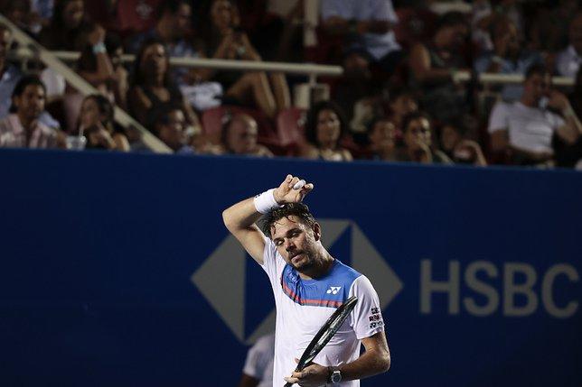 Wawrinka battu en deux sets par Dimitrov