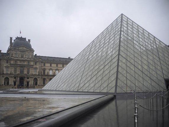Le Louvre fermé ce dimanche pour toute la journée — Coronavirus