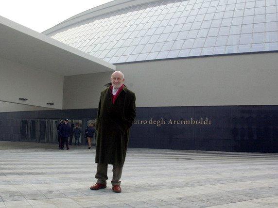 Mort à 92 ans du géant italien de l'architecture Vittorio Gregotti — Coronavirus