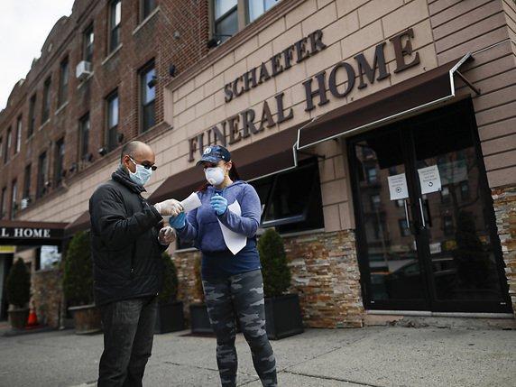 Plus de 5 000 morts aux Etats-Unis — Coronavirus