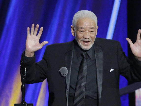 Bill Withers en 2015 au Rock and Roll Hall of Fame (archives). © KEYSTONE/AP/Mark Duncan