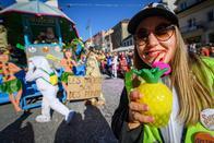 Record d'affluence au carnaval de Romont