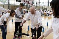 Des compétitions sportives pour seniors à Fribourg