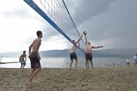 Des plages de la rive sud du Lac de Neuchâtel ferment