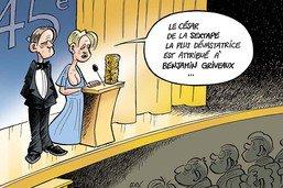 Césars, politique... Quand les scandales sexuels mènent la France