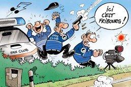 FRIBOURG enfin CHAMPION (des excès de vitesse)