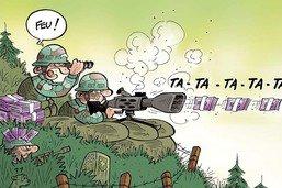 L'armée suisse dépensera 21 milliards vite fait
