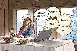Apéro Skype du Jeudi saint