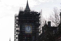 La facture de la restauration de Big Ben n'en finit pas de grimper