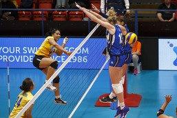 Le Volley Masters de Montreux, c'est fini