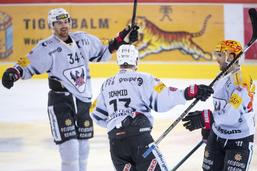 Neuf points et «neuf orteils en play-off»