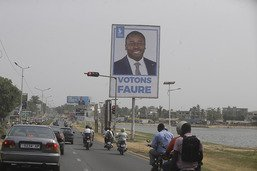 Présidentielle: Faure Gnassingbé reconduit pour un 4e mandat