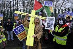 Julian Assange face à Washington