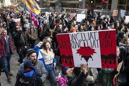 Justin Trudeau défend le démantèlement d'un barrage autochtone