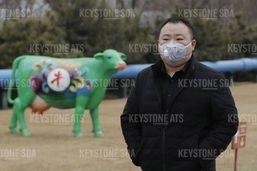 En Chine, 44 nouveaux décès et nombre de contagions à la baisse