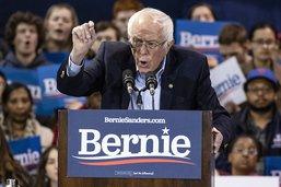 Primaire démocrate: Biden repart en campagne favori face à Sanders