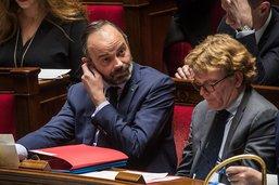Retraites: motions de censure rejetées à l'Assemblée, projet adopté