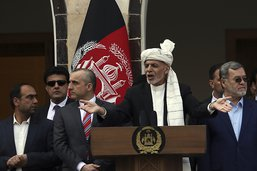 Afghanistan: Ashraf Ghani et Abdullah Abdullah se déclarent présidents
