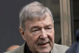 La justice australienne examine l'ultime recours du cardinal Pell
