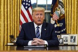 Trump suspend tous les voyages depuis l'Europe vers les Etats-Unis