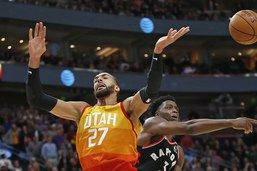Saison suspendue en NBA, Gobert positif au coronavirus