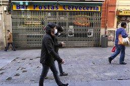 Quarantaine quasi-totale en Espagne pour freiner le coronavirus