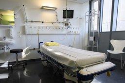 Les hôpitaux suisses manqueront de lits dès jeudi, selon une étude