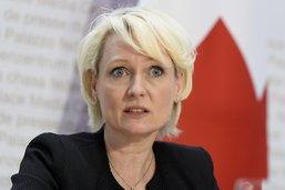 Le Parlement doit maintenir sa session, estime Isabelle Moret