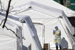 """Le coronavirus, en hausse """"exponentielle"""", a emporté 46'000 vies"""