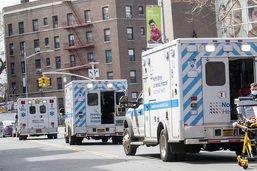 Etats-Unis: 300'000 cas recensés et plus de 8000 morts