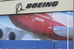 Boeing suspend sa production dans l'Etat de Washington