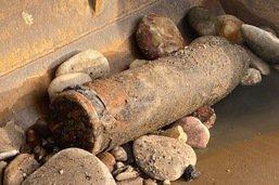 L'armée récupère la grenade retrouvée à Bâle