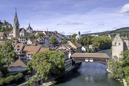 Baden, «eaux suisses» des Romains