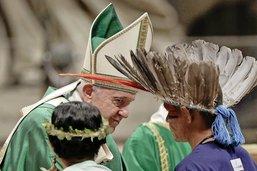 Non aux prêtres mariés en Amazonie