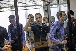 Répression tous azimuts en Russie