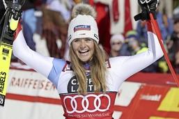 Corinne Suter, reine de la vitesse