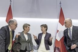 La vie des Suisses est bousculée