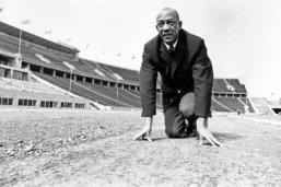 Jesse Owens rejoint les dieux de l'Olympe
