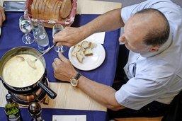 La fondue est un boulot d'homme