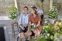 Un mariage surprise qui fait du bien
