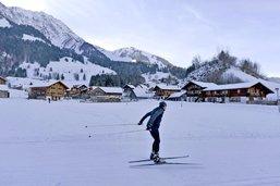Qui ne skie pas n'est pas Jauner