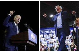 Biden-Sanders, le mano a mano peut débuter