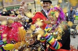 Encore plus de carnavals et de confettis: youpiiii!